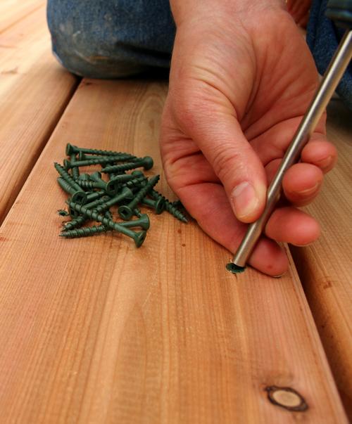 בניית דק - התקנת דקים בארבע שלבים | אורדילן